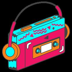 Podcast-Walkman